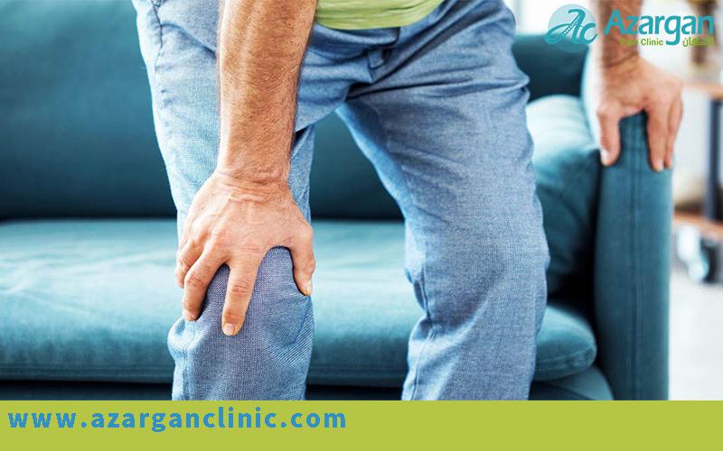 درمان پارگی مینیسک زانو - کلینیکآذرگان