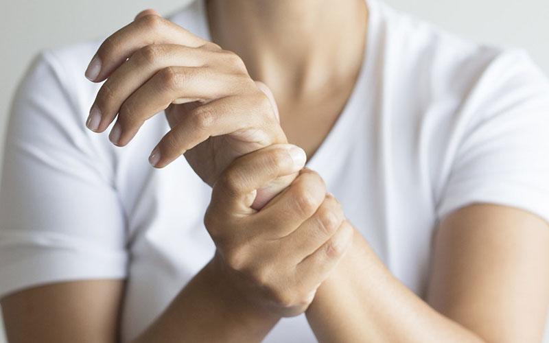 سندروم مجرای مچ دست (کارپال تونل)