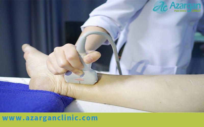 موارد شایع استفاده از سونوگرافی اسکلتی-عضلانی